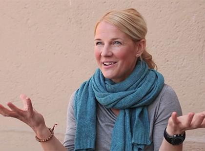 Annelie Pompe om Mental Träning