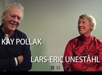 Se filmklipp med Kay Pollak och Lars-Eric Uneståhl